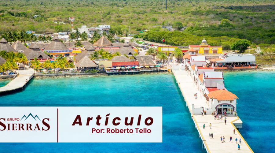 Los principales Puertos de Quintana Roo